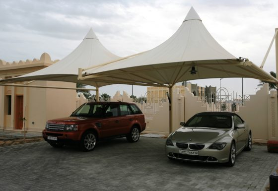 Conical Car Parking