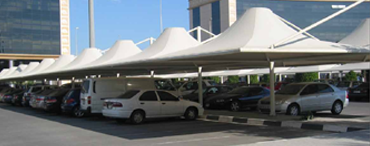 dome-car-parking